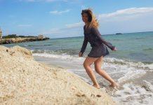 San Foca beach