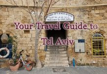 travel guide to tel aviv