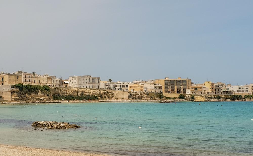 Otranto beach