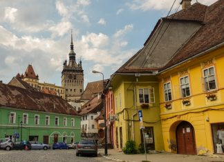 Sighisoara, The Clock Tower