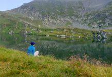 lacul Capra