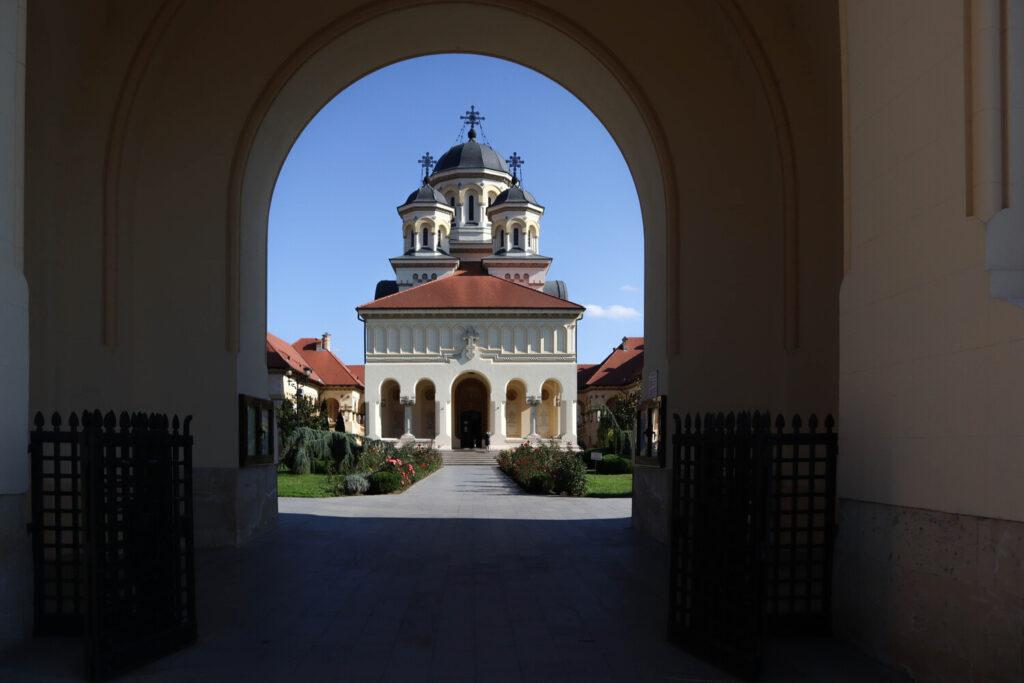 Alba-Iulia cu rulota