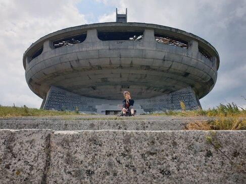 Buzludza Monument Bulgaria