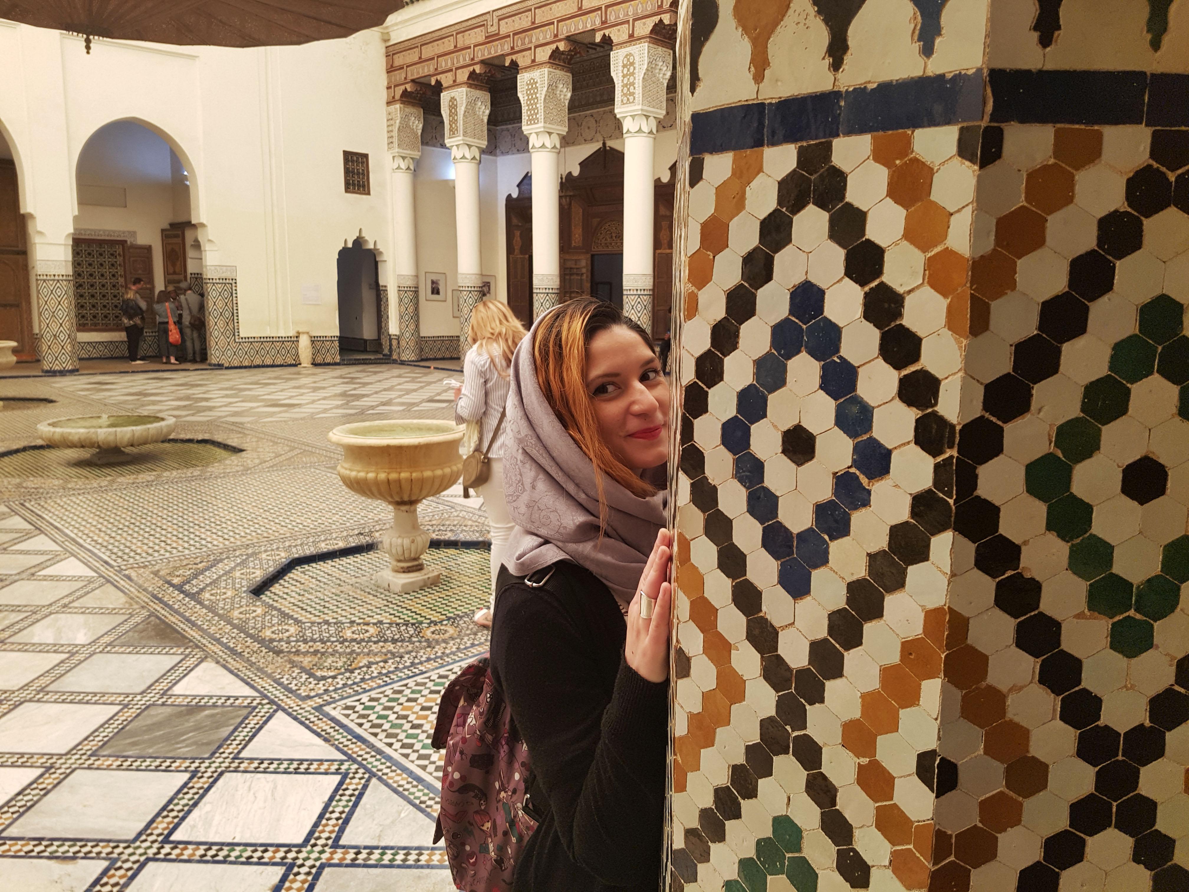 trip in Marrakech